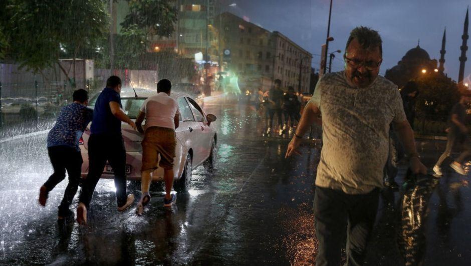 Meteoroloji'den İstanbul için yeni uyarı geldi!