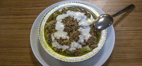 """""""Peygamberler şehri""""nde kahvaltının adı: Tirit"""