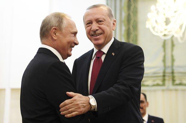 Cumhurbaşkanı Erdoğan, İdlib için Rusya'ya gidiyor