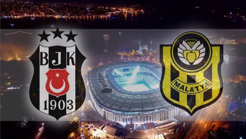 Beşiktaş - Evkur Yeni Malatyaspor maçı ne zaman?