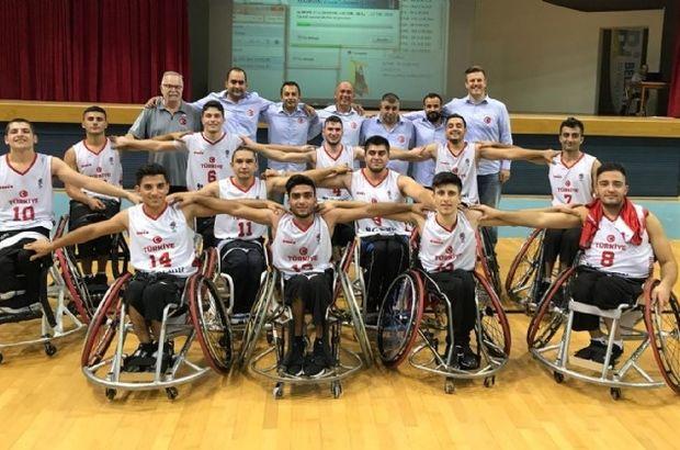 Avrupa 22 Yaş Altı Erkekler Tekerlekli Sandalye Basketbol Şampiyonası