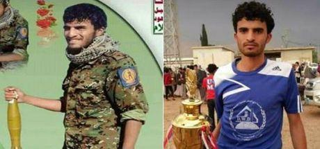 Ünlü futbolcu çatışmada hayatını kaybetti