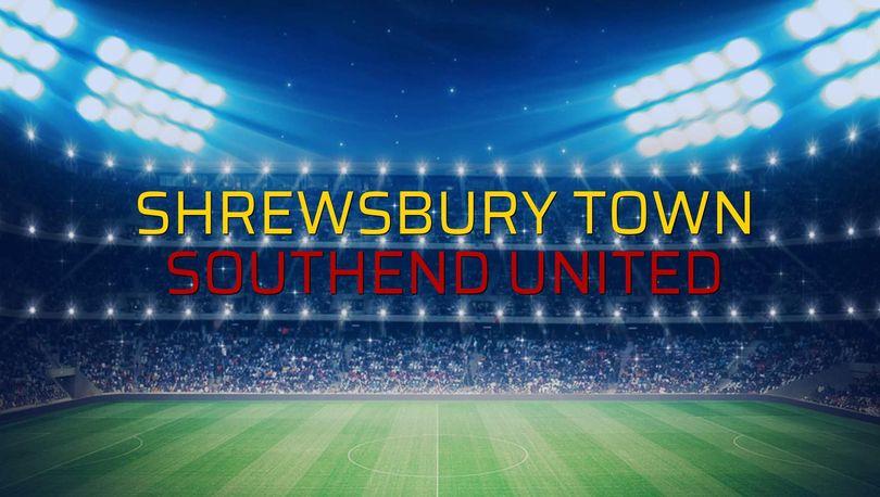 Shrewsbury Town - Southend United maçı ne zaman?