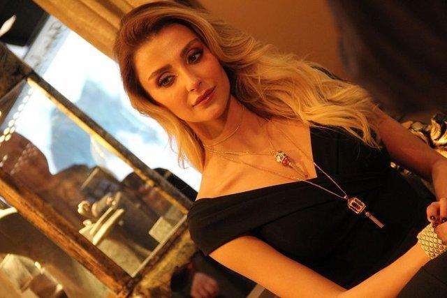 Özge Ulusoy: En beğendiğim yerim göbek deliğim - Magazin haberleri