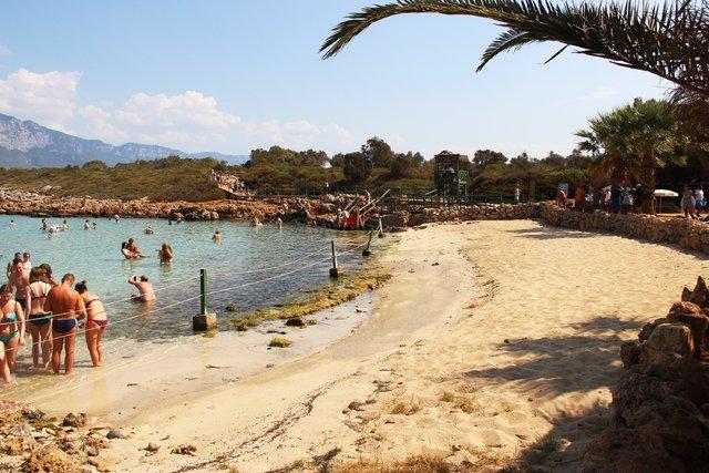 Sedir Adası'ndaki kumların Mısır'dan gelmediği ortaya çıktı