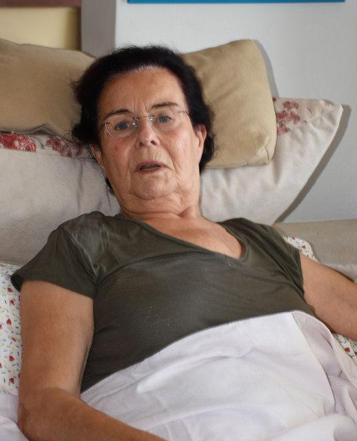 Evinde kaza geçiren Fatma Girik'ten ilk açıklama - Magazin haberleri