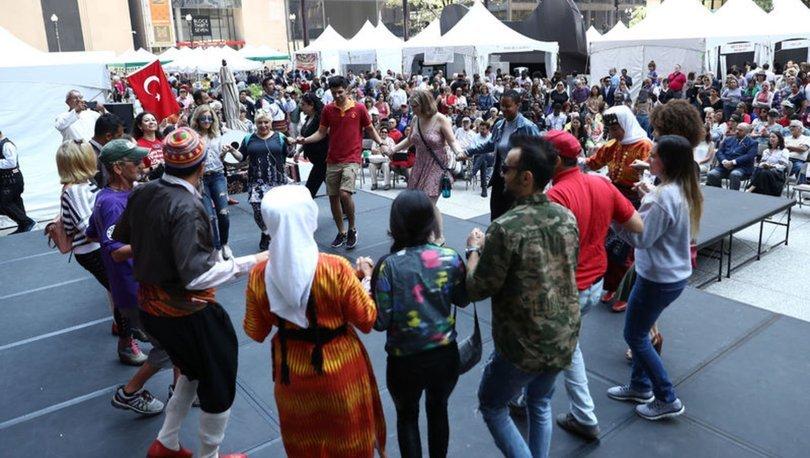 Chicago'da Türk Festivali