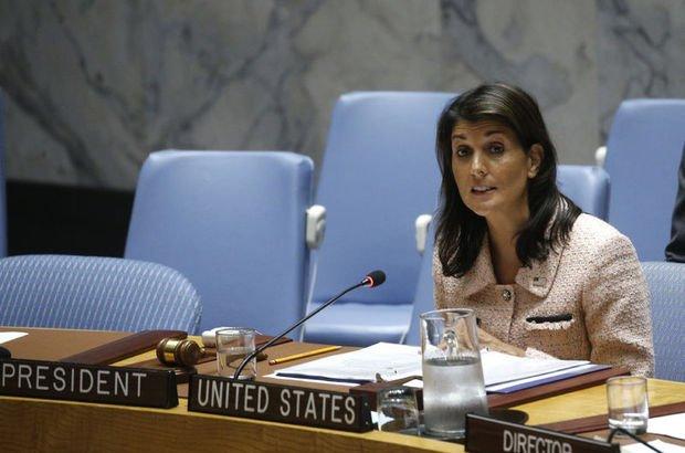 ABD, BM'yi acil toplantıya çağırdı