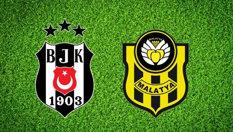 Beşiktaş Evkur Yeni Malatyaspor maçı