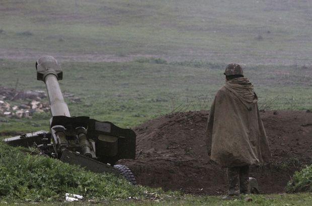Ermenistan'dan taciz ateşi