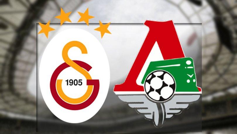Galatasaray Lokomotiv Moskova maçı hangi kanalda