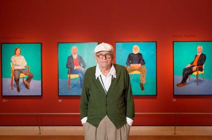 David Hockney Yaşayan En Pahalı Ressam Olacak Kültür Sanat Haberleri