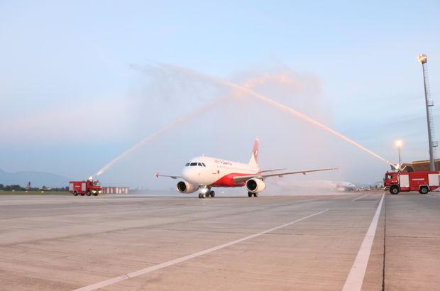 Air albania uçak