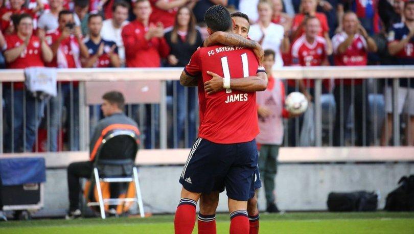 Bayern Münih: 3 - Bayer Leverkusen: 1