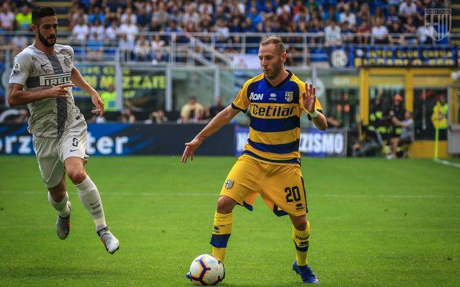 Inter: 0 - Parma: 1 MAÇ SONUCU