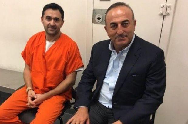 ABD'de terör destekçilerine karşı çıkınca tutuklanmıştı!