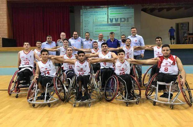 22 Yaş Altı Erkekler Tekerlekli Sandalye Basketbol Şampiyonası
