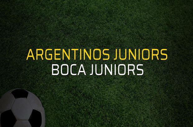 Argentinos Juniors - Boca Juniors maçı ne zaman?