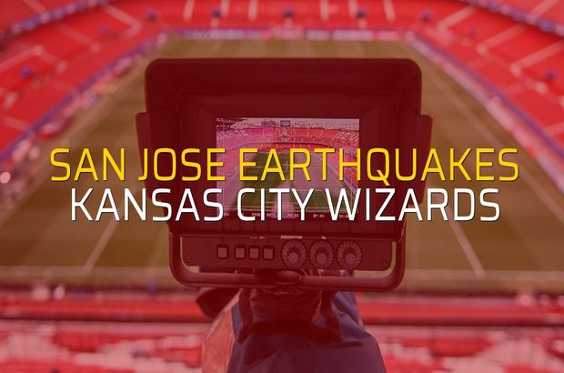 San Jose Earthquakes - Kansas City Wizards düellosu