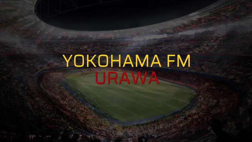 Yokohama FM - Urawa sahaya çıkıyor