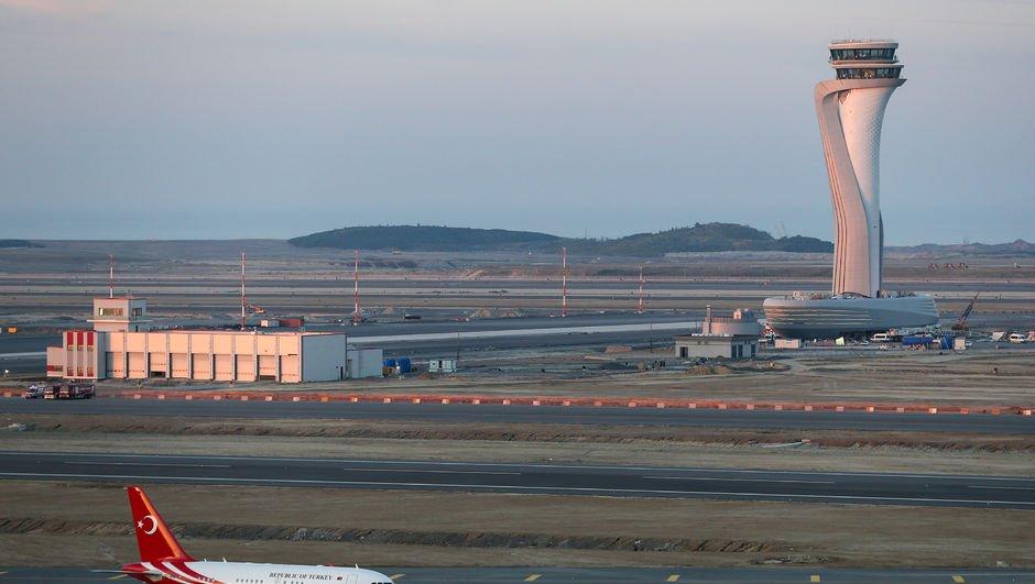 Yeni Havalimanı toplu taşıma ihalesinde flaş gelişme