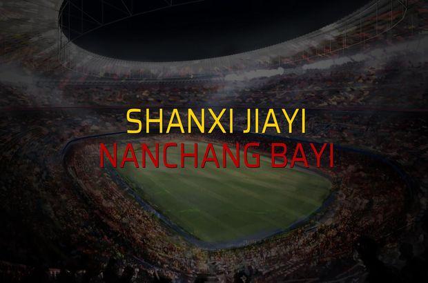 Shanxi Jiayi - Nanchang Bayi düellosu