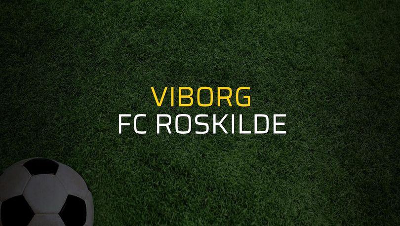 Viborg - FC Roskilde maçı heyecanı