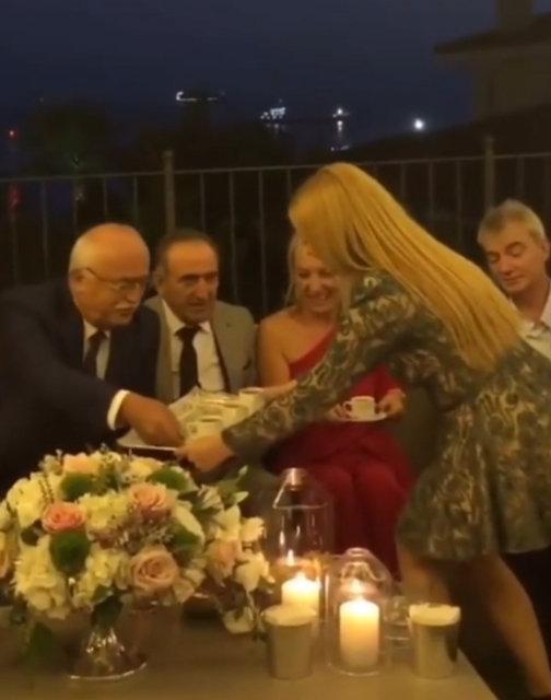 Ece Seçkin pilot Çağrı Terlemez'le nişanlandı - Magazin haberleri