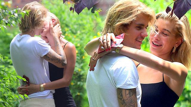 Justin Bieber ile Hailey Baldwin'den evlilik açıklaması - Magazin haberleri