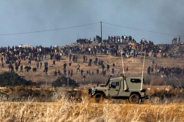 İsrail Gazze