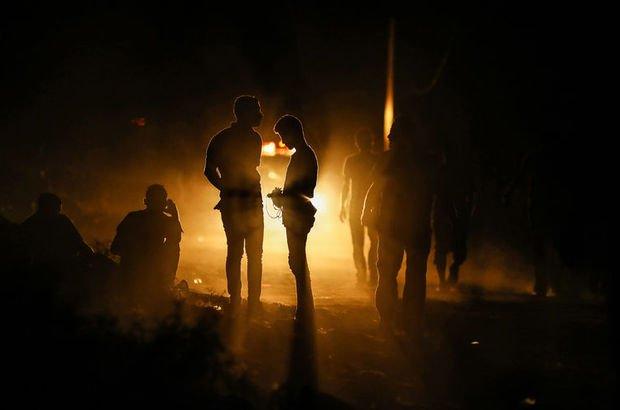 İsrail Gazze  gösteriler