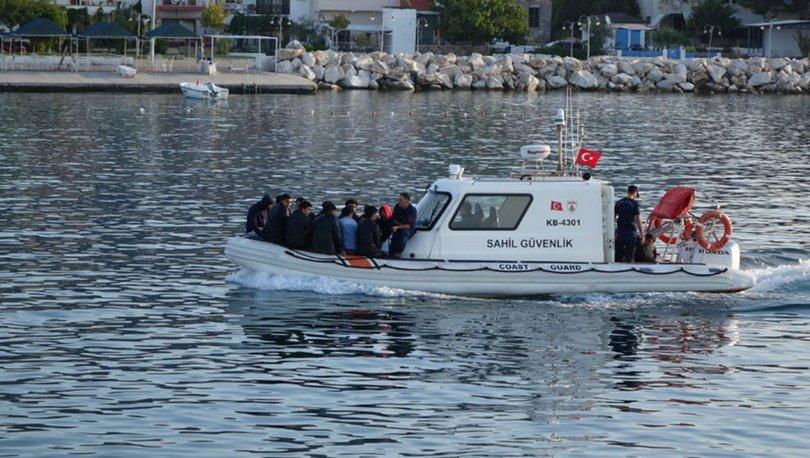 Kaçak göçmen yakalandı