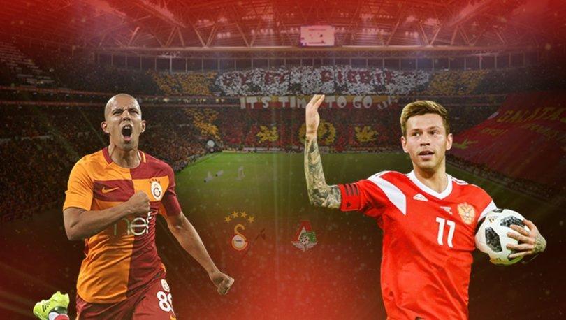 Galatasaray Lokomotiv Moskova maçı ne zaman