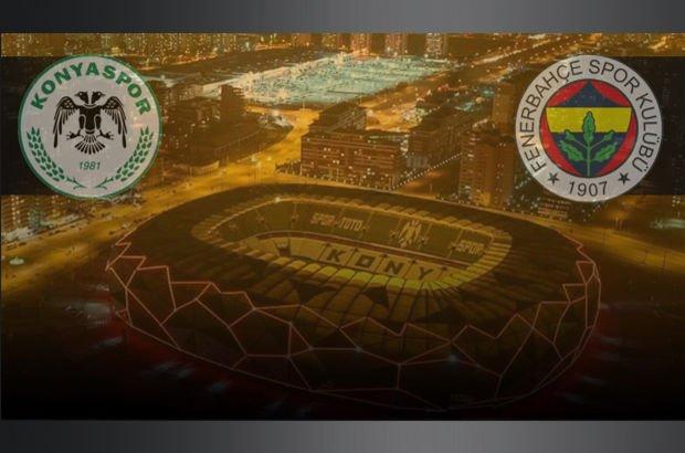 Konyaspor Fenerbahçe maçı