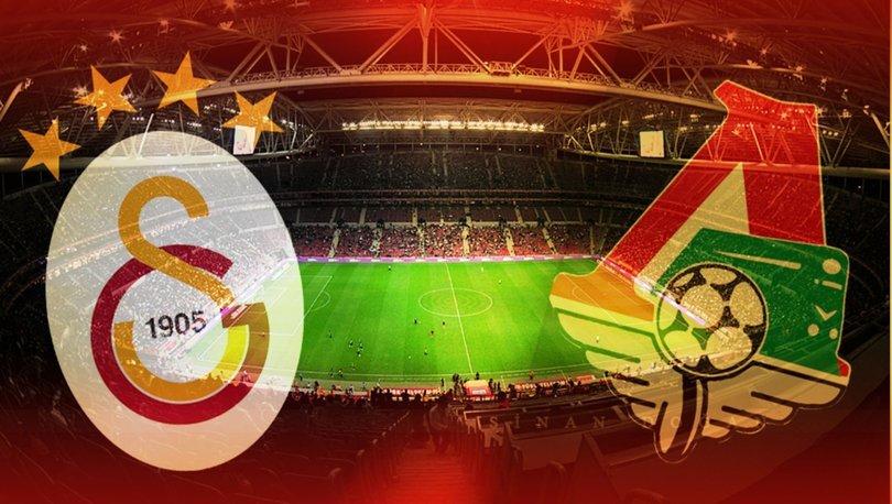 Galatasaray Lokomotiv maçı ne zaman