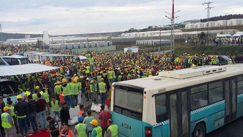 Son dakika: İstanbul Valisi Vasip Şahin'den 3. havalimanı açıklaması