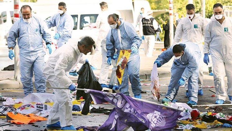 Terör saldırısı için 'travma' tazminatı!