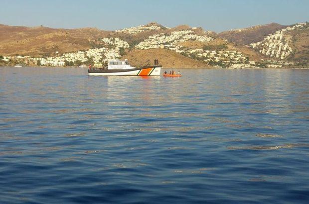 Göçmen teknesi battı: 2 ölü