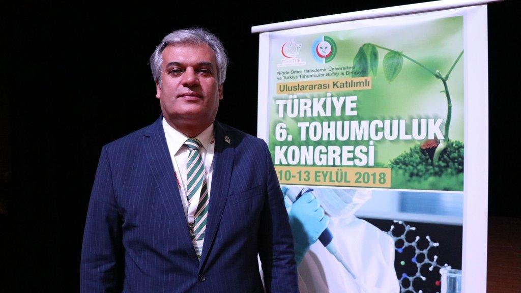 Sertifikalı tohumda 2023 hedefi 1,5 milyon ton üretim