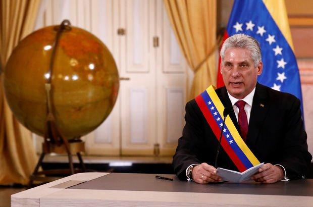 Miguel Diaz - Canel