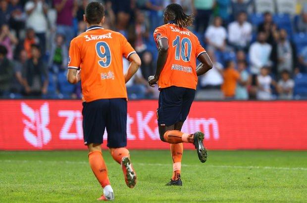 Başakşehir'in en golcü ilk 5 haftası