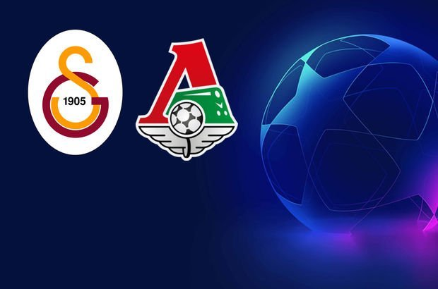 Galatasaray - Lokomotiv Moskova yayın