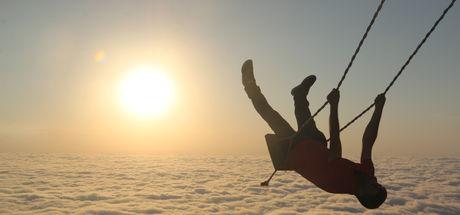 Kaçkarlar'daki sis bulutu ziyaretçilerini büyülüyor
