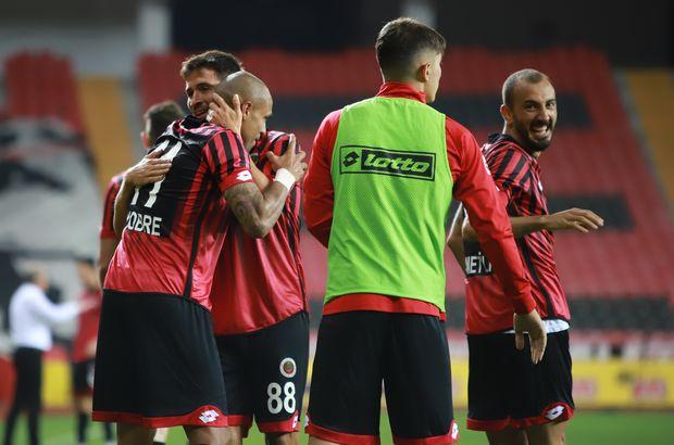 Gençlerbirliği 3 golle!