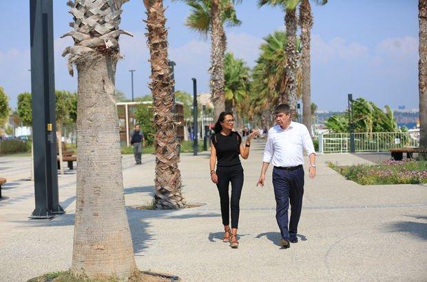 Menderes Türel: Konyaaltı, Miami'den güzel