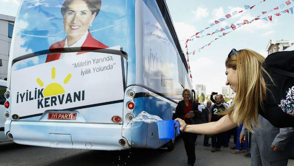 İYİ Parti yerel seçim için yola çıktı