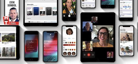 İşte iPhone'ların yeni işletim sistemi iOS 12