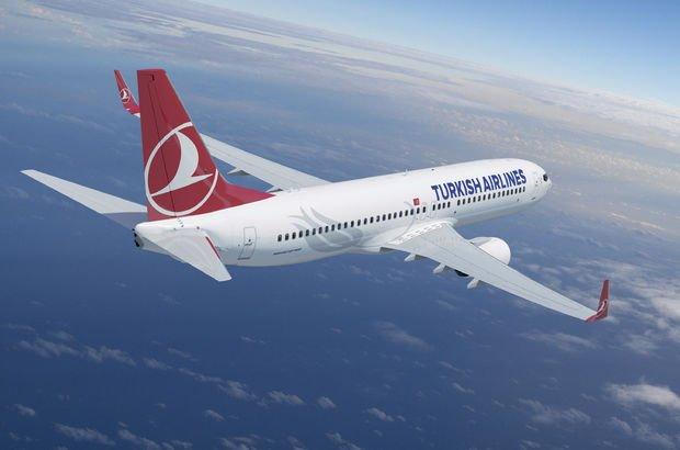 Türk Hava Yolları'ndan İsrail rekoru!