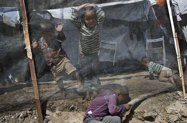 'Komşu'daki sığınmacı çocuklarda intihar eğilimi!