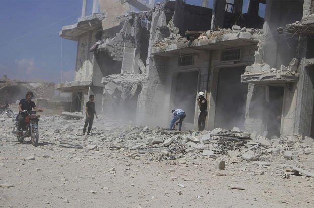 Suudi Arabistan'dan Suriye çağrısı!